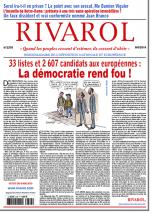 Rivarol version n°3376 numérique (pdf)