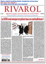 Rivarol n°3377 version numérique (pdf)
