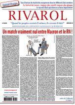 Rivarol n°3379 version numérique (pdf)