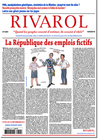 Rivarol n°3391 version numérique (pdf)