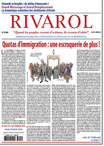 Rivarol n°3399 version numérique (pdf)