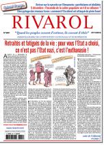 Rivarol n°3401 version numérique (pdf)