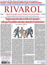 Rivarol  n°3403 version numérique (pdf)