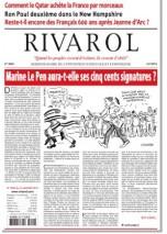 Rivarol n°3029 version numérique (PDF)