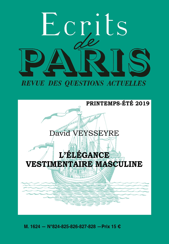 Printemps-Eté 2019 (Papier)