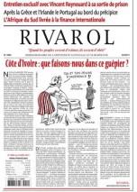 Rivarol n°2994 version numérique (PDF)