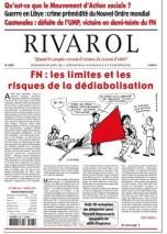 Rivarol n°2993 version numérique (PDF)