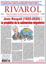 Rivarol n°3429 version numérique (pdf)