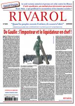 Rivarol n°3430 du 24/6/2020 (Papier)