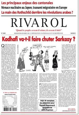 Rivarol n°2991 version numérique (PDF)