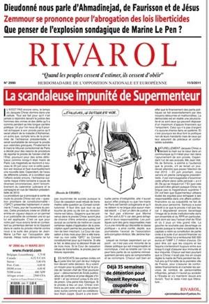 Rivarol n°2990 version numérique (PDF)
