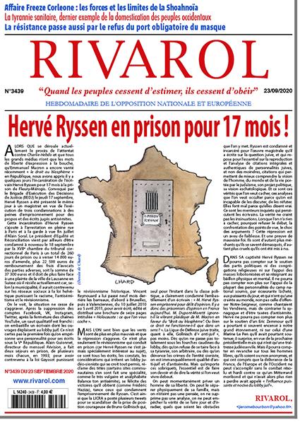 Rivarol n°3439 version numérique (pdf)