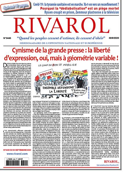 Rivarol n°3440 version numérique (pdf)