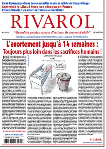 Rivarol n°3442 version numérique (pdf)