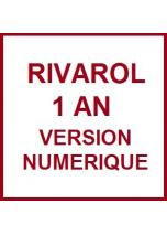 RIVAROL 1 an numérique (PDF)