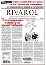 Rivarol n°2984 version numérique (PDF)
