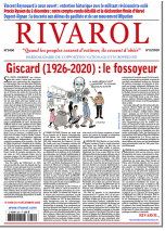 Rivarol n°3450 version...