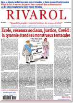 Rivarol n°3451 du 16/12/2020