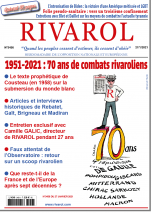 Rivarol n°3456 version...