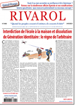 Rivarol n°3460 version...