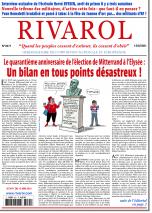 Rivarol n°3471 version...