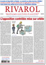 Rivarol n°3474 du 2/6/2021