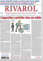 Rivarol n°3474 version...