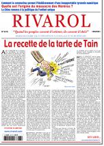 Rivarol n°3476 version...