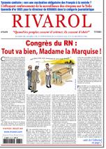 Rivarol n°3479 version...