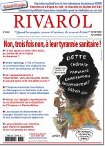 Rivarol n°3482 du 28/7/2021