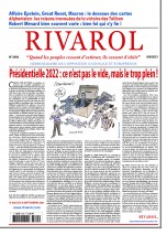 Rivarol n°3484 version...