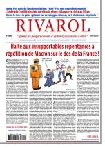 Rivarol n°3490 du...
