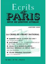 janvier 2009