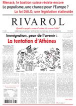 Rivarol n°2885 version numérique (PDF)
