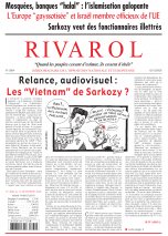 Rivarol n°2884 version numérique (PDF)