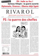 Rivarol n°2882 version numérique (PDF)