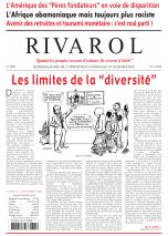 Rivarol n°2880 version numérique (PDF)