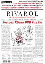 Rivarol n°2878 version numérique (PDF)