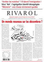 Rivarol n°2877 version numérique (PDF)