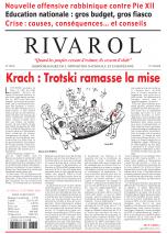 Rivarol n°2876 version numérique (PDF)