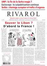 Rivarol n°2858 version numérique (PDF)