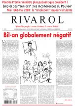 Rivarol n°2856 version numérique (PDF)