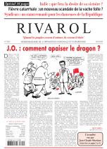 Rivarol n°2855 version numérique (PDF)
