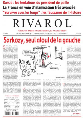 Rivarol n°2848 version numérique (PDF)