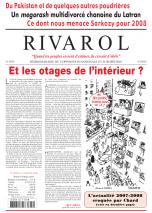 Rivarol n°2839 version numérique (PDF)