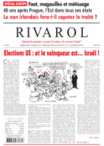 Rivarol n°2862 version numérique (PDF)