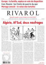 Rivarol n°2861 version numérique (PDF)