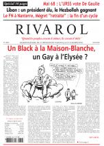 Rivarol n°2860 version numérique (PDF)