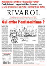 Rivarol n°2921 version numérique (PDF)