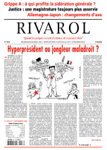 Rivarol n°2918 version numérique (PDF)